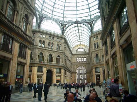 Galleria Umberto I. - Neapel