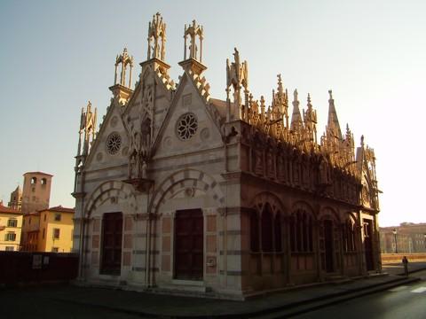 S Maria della Spina