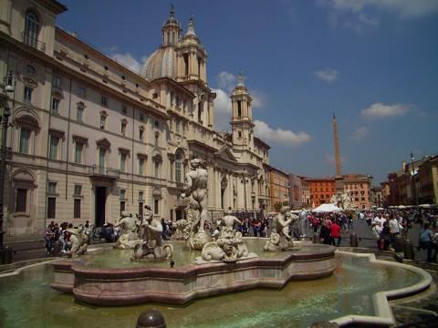Rom - Piazza Navona