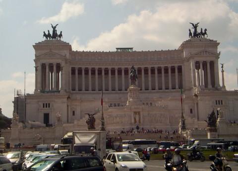 Rom - Piazza Venezia