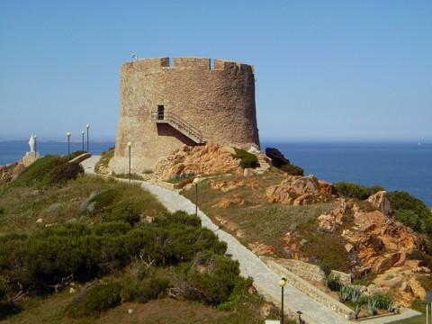 Wachturm Torre Spagnola