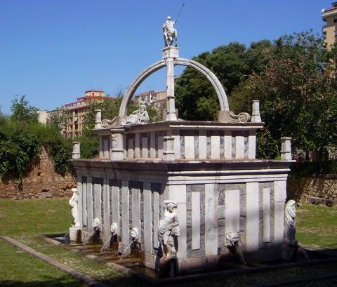 Sassari - Fontana di Rosello