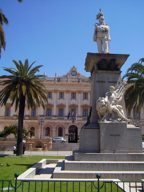 Sassari - Palazzo della Provincia