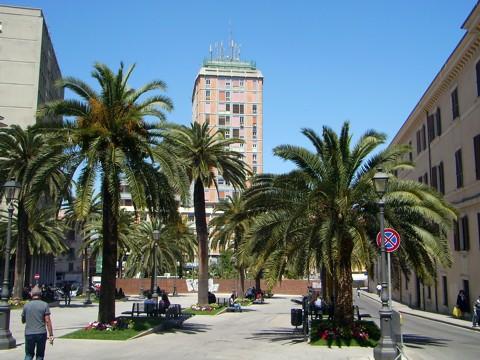 Sassari - Piazza Castello