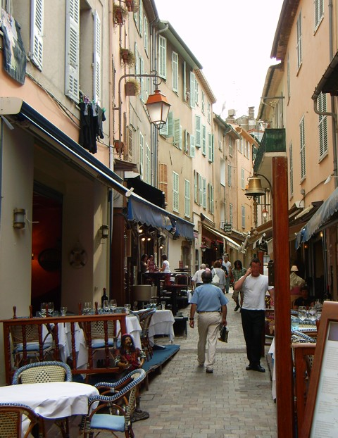 Cannes - Altstadt