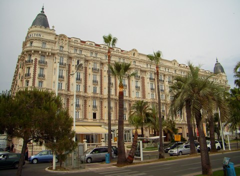 Carlton in Cannes