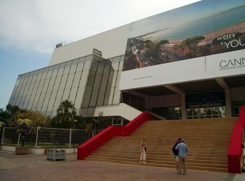 Cannes - Palais des Festivals