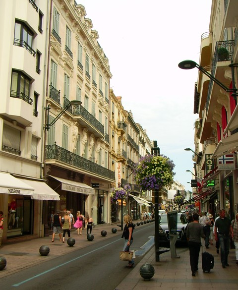 Rue D-Antibes - Cannes
