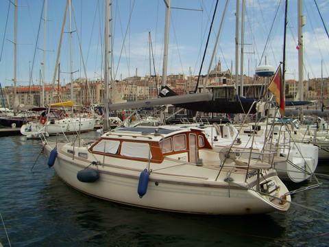 alter Hafen Marseille - Vieux Port