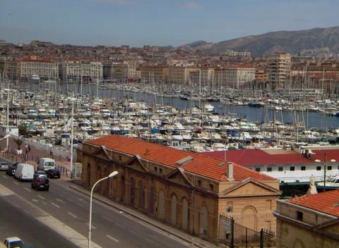 Vieux Port - Hafen Marseille