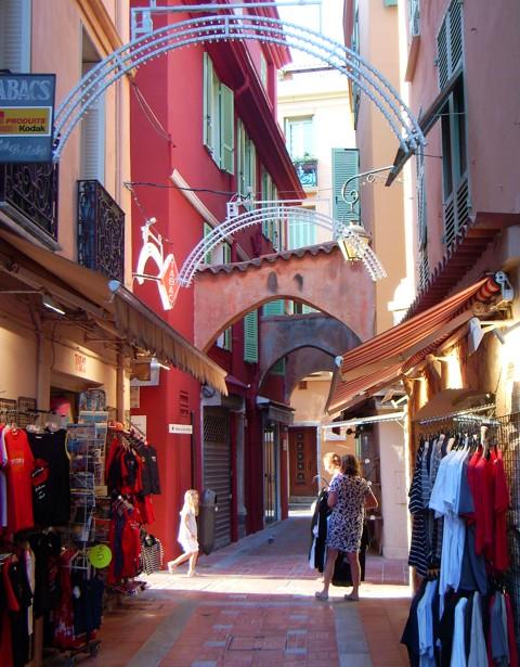 Altstadt von Monaco-Stadt
