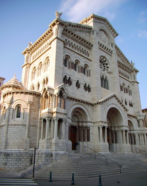 Kathedrale - Monaco