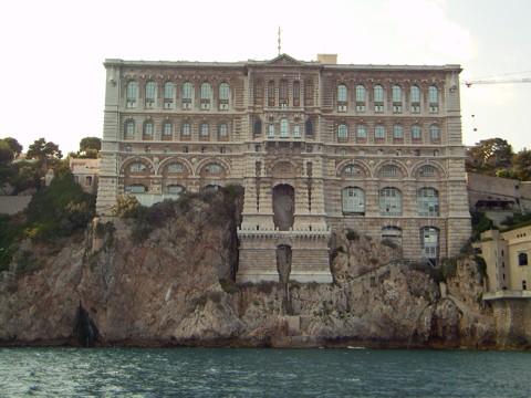 Ozeanographisches Museum in Monaco