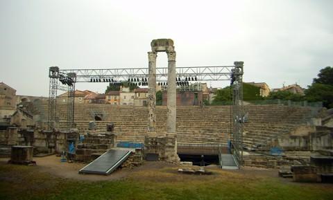 antikes Theater - Arles