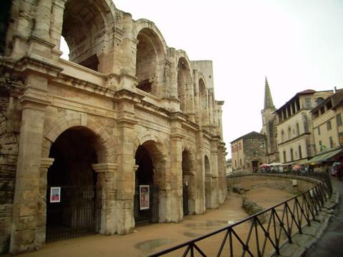 Amphitheater - Arles