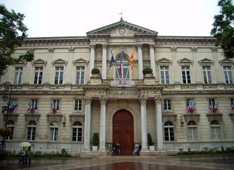 Rathaus Avignon