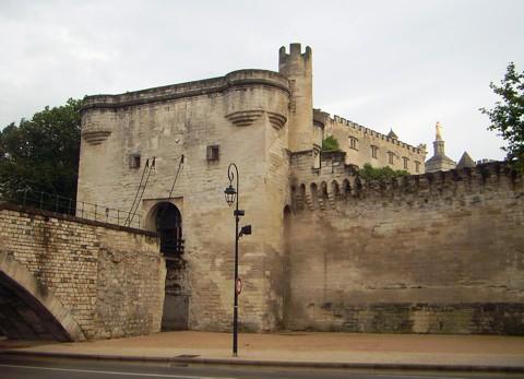Stadtmauer Avignon