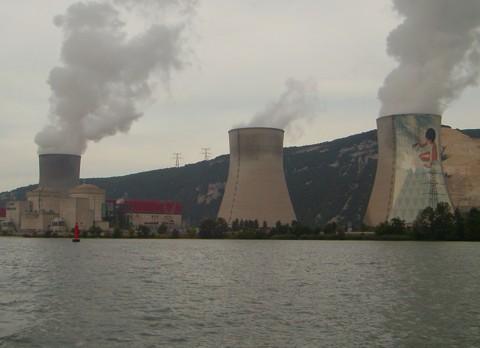 Kernkraftwerk Cruas-Meysse