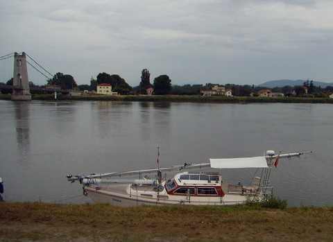 Rhone - La Voulte