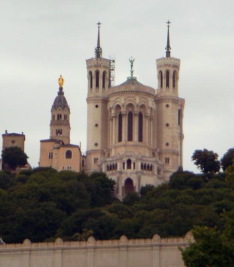 Basilica Notre Dame de Fourvière - Lyon