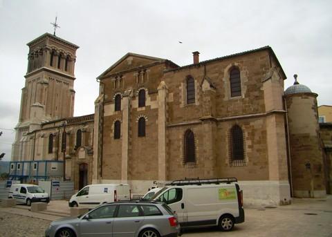 Valence - Kathedrale Saint Apollinaire