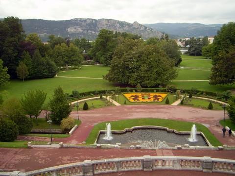 Valence - Park Jouvet