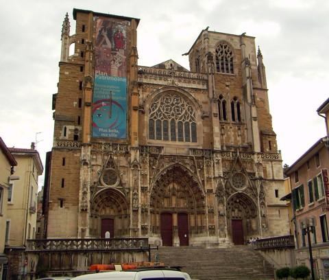 Kathedrale Saint-Maurice - Vienne