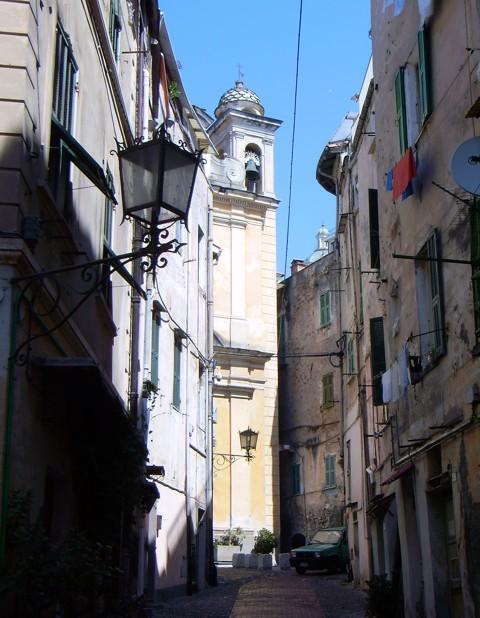 Sanremo - Kirche San Giuseppe