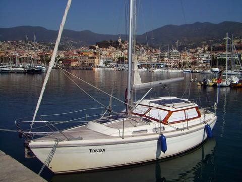 Hafen Sanremo