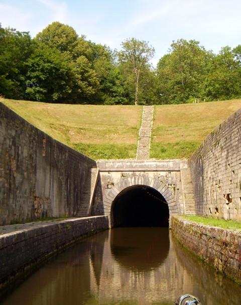 Tunnel Saint-Albin