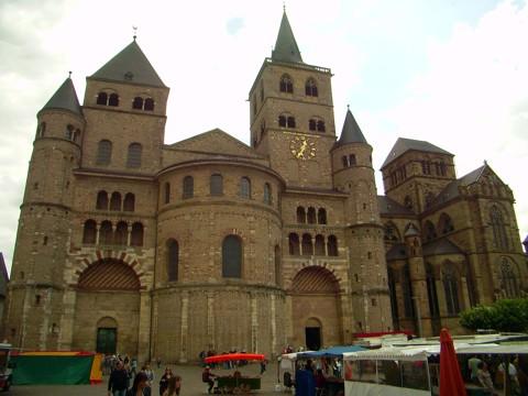 Trier - Dom und Liebfrauenkirche