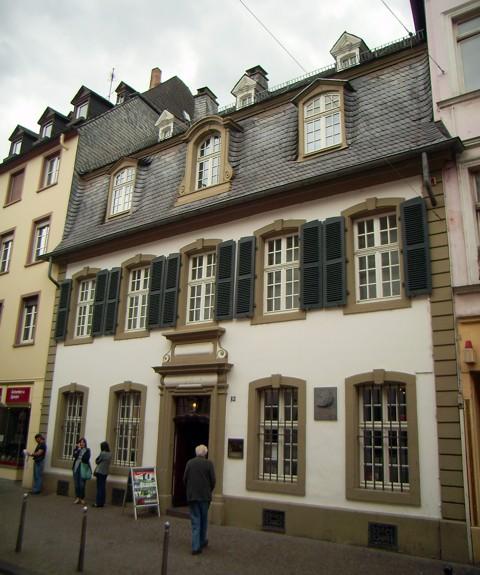 Trier - Karl Marx Haus