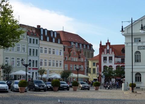 am Marktplatz - Wismar