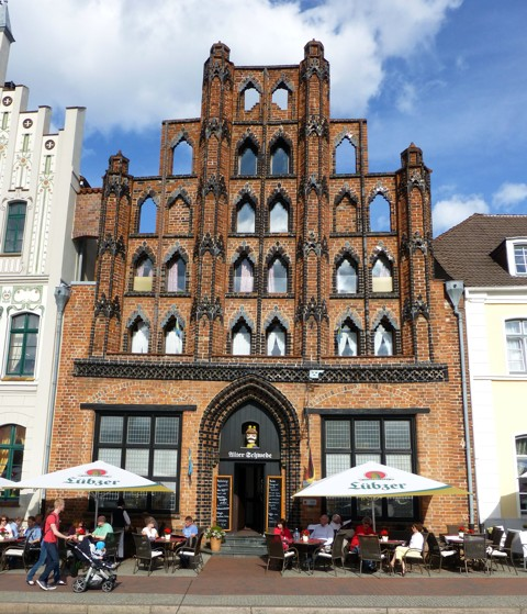 Alter Schwede - Wismar