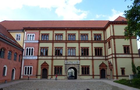 Fürstenhof / Amtsgericht - Wismar