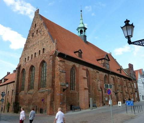 Heiligen-Geist Kirche - Wismar