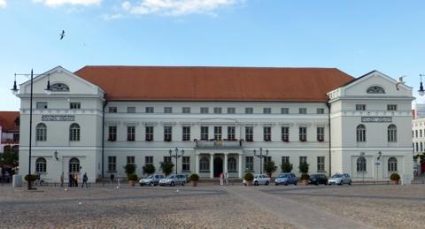 Rathaus - Wismar