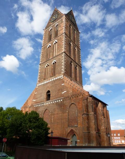 St-Marien - Wismar