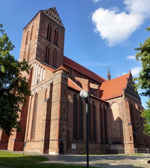 St-Nikolai Kirche Wismar
