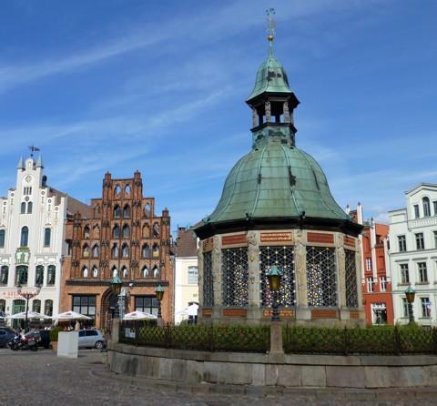 Wasserkunst - Wismar