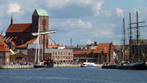 Alter Hafen - Wismar