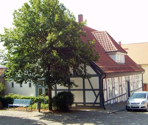 Pfarrhaus - Bergen auf Rügen