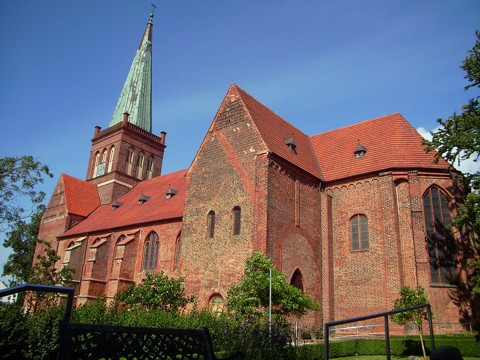 Sankt Marien Kirche - Bergen auf Rügen