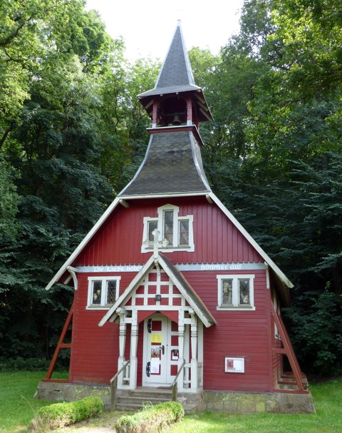 Holzkirche Ralswiek