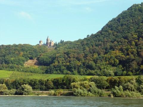 Rhein - Drachenburg - Siebengebirge