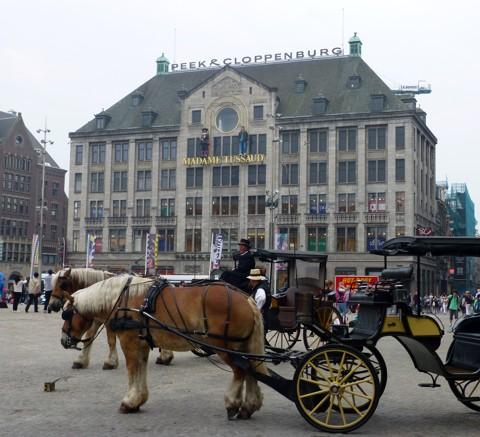 Madame Tussaud - Amsterdam