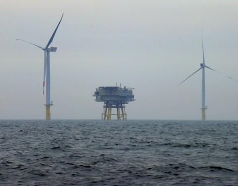 Windpark Nordsee