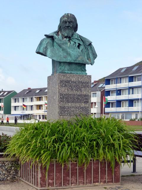 August Heinrich Hoffmann von Fallersleben - Helgoland