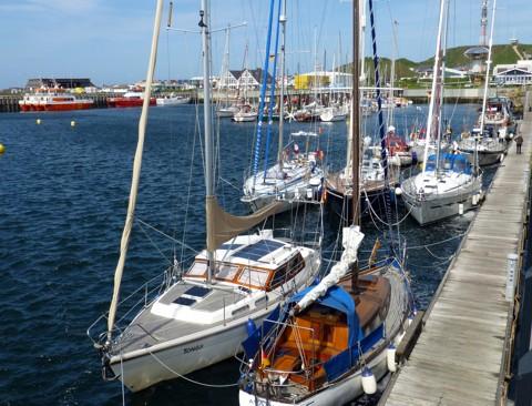Tongji - Helgoland