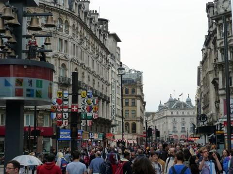 London Einkaufsstraßen